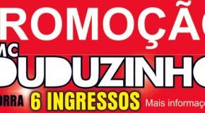 Promoção MC Duduzinho